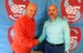 Tolgay Kerimoğlu iki yıl daha Ofspor'da