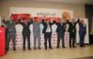 Trabzon Saadet Adaylarını tanıttı