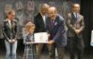 Trabzon'da Öğretmenler Günü kutlandı