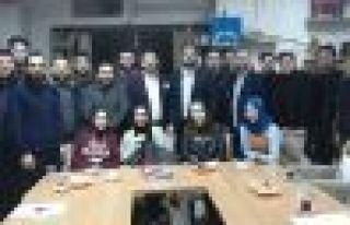 Trabzonlu Gençler Kıyıder'de buluştu