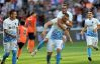Trabzonspor Başakşehir ile berabere kaldı
