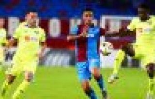 Trabzonspor genç takımla Getafe'ye 1-0 mağlup...