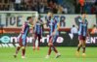 Trabzonspor Göztepe'ye de yenildi