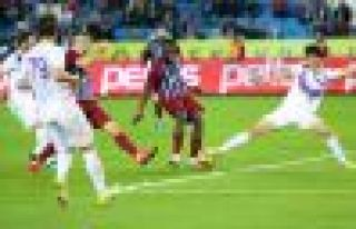 Trabzonspor Osmanlıspor'u 90+3'te yıktı