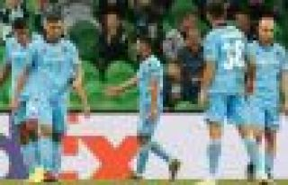 Trabzonspor UEFA'ya veda etti