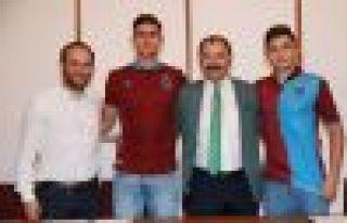 Trabzonspor'da gençlik hareketi devam ediyor