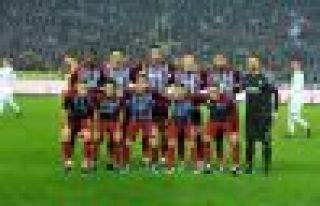 Trabzonspor'u Bursa da Özkahya da durduramadı