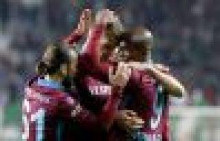 Trabzonspor'u Konya'da Sörloth uçurdu