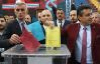 Trabzonspor'un Yeni Başkanı Muharrem Usta