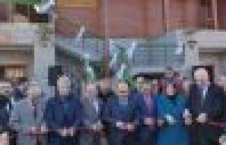 Trabzon'un ilk Millet Kıraathanesi hizmete açıldı...