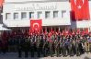 Trabzon'un kurtuluşunun 99'uncu yılı kutlandı...