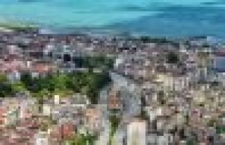 Trabzon'un nüfusu 808 bin