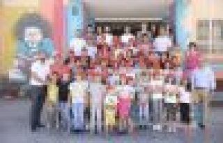 Vodafone'den Mardinli çocuklara kodlama eğitimi