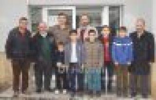 Zehra Hatun Kurs Talebelerinden Afrin Şehitlerine...