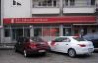 Ziraat Bankası Of Şubesi taşındı