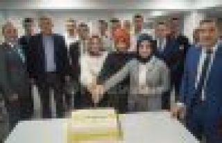 Ziraat Bankası Of Şubesi yenilenerek hizmete açıldı