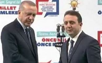 Ak Parti'nin Hayrat adayı Salih Öztel