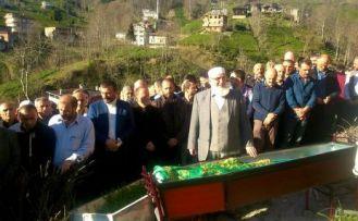 İsmail Turan son yolculuğuna uğurlandı