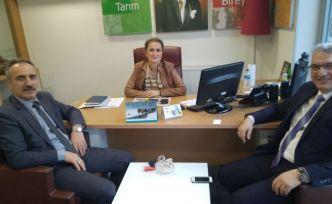 Denizbank'ın yeni müdürü Sibel Korkmaz