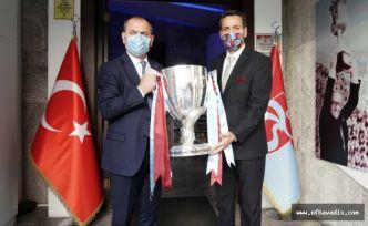 Ziraat Türkiye Kupası müzedeki yerini aldı