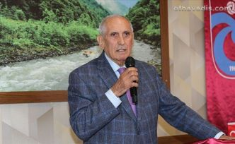 Trabzonspor efsane ismi Özkan Sümer'i uğurladı