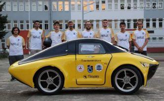 Ulusoy Lisesi öğrencileri elektrikli araçla Teknofest'e katılacak
