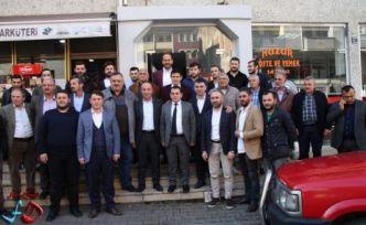 İşadamı Mustafa Genç Dernekpazarı için aday adayı