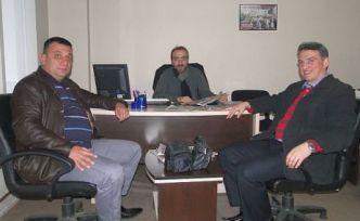 Of Havadis'ten İlkhaber'e ziyaret