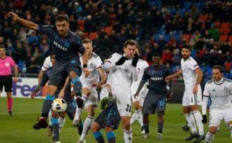 Trabzonspor Avrupa'ya mağlubiyetle veda etti