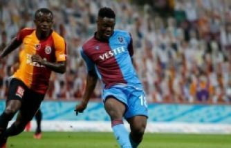 G.Saray 1-3 Trabzonspor
