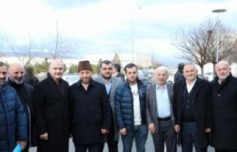 Of AK Parti'den Elazığ'a çıkarma