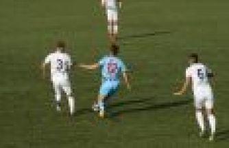 Ofspor Kozanspor'u 2 golle geçti