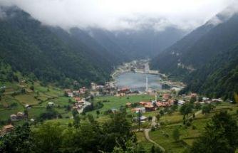 Çaykara'nın nüfusu 14 bin 379