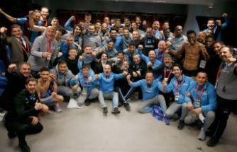 Trabzonspor Sivas'ı devirdi, 298 hafta sonra liderliğe yükseldi