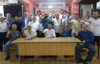 Of Saadet'te Başkan Muratoğlu dönemi resmen başladı