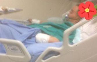 Pitbull'un saldırdığı Huriye Kaya'nın kolu kesildi