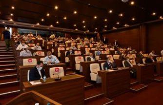 Büyükşehir belediye meclisi Ağustos ayı ilk toplantısını yaptı