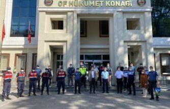 Polis Jandarma ve Zabıta ekipleri ile covid denetimi