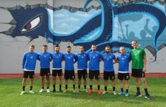 Ofspor'dan 9 yeni transfer