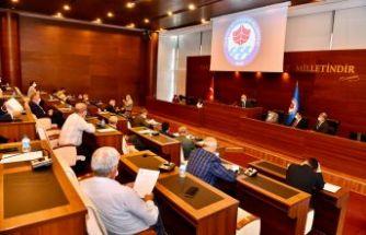 Büyükşehir Meclisi Ekim ayı ilk toplantısını yaptı