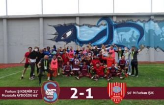 Ofspor Nevşehir Beldiyespor'u mağlup etti