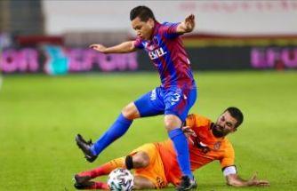 Trabzonspor bu sezonun 3.derbisini de kaybetti