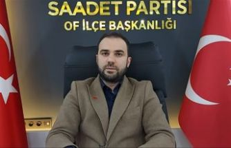 Başkan Muratoğlu'ndan Ramazan mesajı