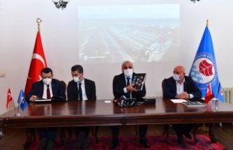 """Büyükşehir'den """"Motif Motif Trabzon"""" kitabı"""