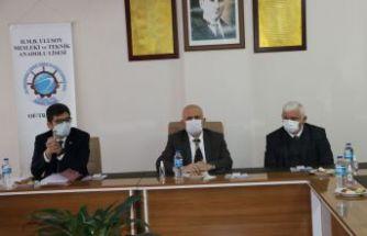 Mesleki Eğitim'de 1000 okul projesi toplantısı Of'ta yapıldı