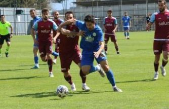 Ofspor Derince'yi yendi Play Off'u garantiledi