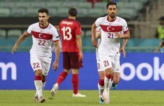 Milliler İsviçre'ye de yenildi EURO 2020'ye veda etti