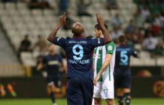 Trabzonspor, Giresun'u da yendi 3'te 3 yaptı