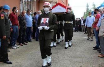Gazi Atalay Gaziler Günü'nde toprağa verildi