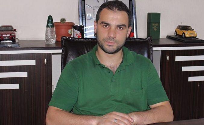 Saadet Partisi'nin yeni ilçe başkanı Ahmet Muratoğlu